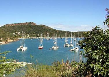 Freemans Bay, English Harbour Antigua