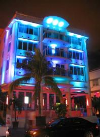 Miami beach..............very cool. We loved it